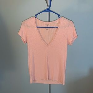 Pacsun Peach Short Sleeve Shirt!